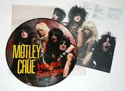 Motley Crue Picture Disc