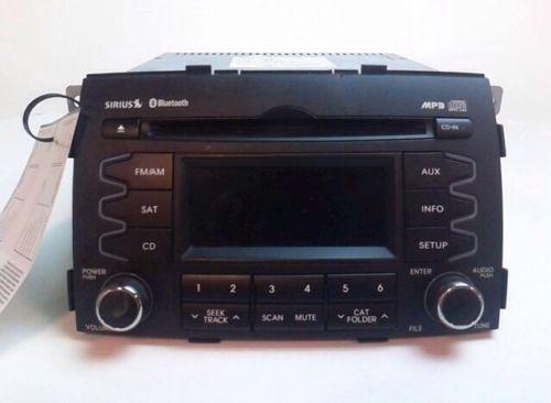 Kia Sorento Radio Ebayrhebay: 2007 Kia Sorento Factory Radio At Gmaili.net