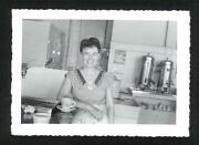 Vintage Waitress