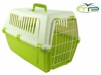 Cat/Kitten Carrier (Spring Green)