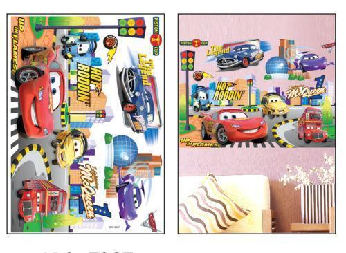 Wandtattoo mit cars motiv g nstig online kaufen bei ebay - Wandtattoo ferrari ...
