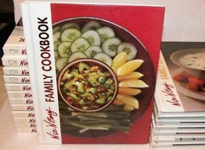Nice & Easy Family Cookbook Encyclopedia set of 24