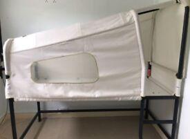 Habitat skipper mid sleeper bed - no mattress