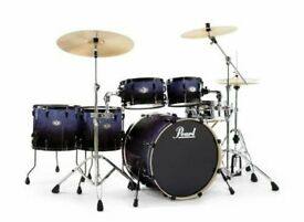 Pearl Vision(Limited Edition) drum kit