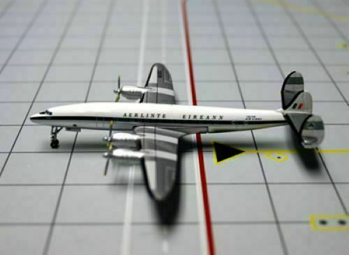 Aeroclassics BIAEIN007 Aer Lingus Lockheed L-1049E N1005C 1/400 Diecast Model