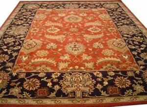 Exceptional 8x10 Persian Wool Rugs
