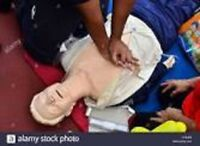 June classes on now. CPR,AED and Basic First Aid cert