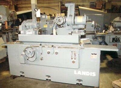 Landis 2r Univeral Cylindrical Grinder Inv.3152