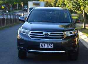 2013 Toyota Kluger Wagon **12 MONTH WARRANTY** Coopers Plains Brisbane South West Preview