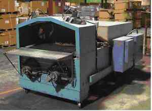 Ideal Equipment Sleeve Wrapper and Heat Shrink Tunnel Cambridge Kitchener Area image 2