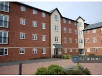 2 bedroom flat in Greyfriars House, Bridgnorth , WV15 (2 bed)