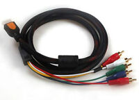 brand new HDMI to 5 RCA AV Audio Video Component Cable