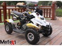 MotoX1 49cc ATV QUAD BIKE POCKET BIKE MINIMOTO