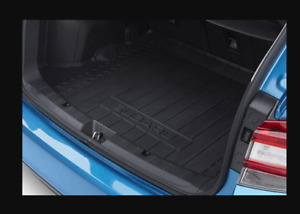 Crosstrek Cargo Area Tray Black Subaru Rubber All Models