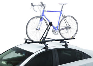 2x SportRack bike rack roof top crossbar mounted
