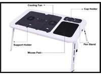 High Strength ABS Portable Folding Laptop Table