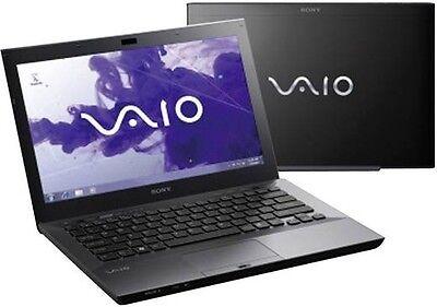 "Sony VAIO VPCSB4X9E Intel Core i5 2450M 2500MHz 4096MB 250GB 13,3"" DVD-RW WLAN J"