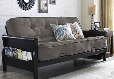Convertible Futon Sofa Bed Couch Full Size ...