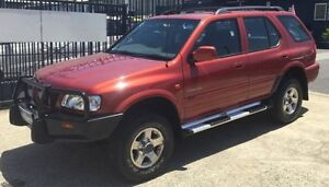 2000 Holden Frontera MX SE AUTOMATIC Red Automatic Wagon Underwood Logan Area Preview