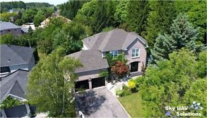 Drone Services - Real Estate Aerial Photography & Video Oakville / Halton Region Toronto (GTA) image 4