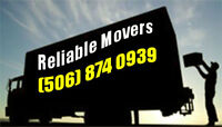 DEMENAGE VOUS? Affordable Rates MOVERS