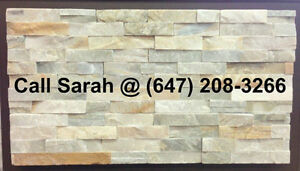 Beachwood Light Fireplace Stone Veneers Walling Stone Ledgestone Oakville / Halton Region Toronto (GTA) image 1
