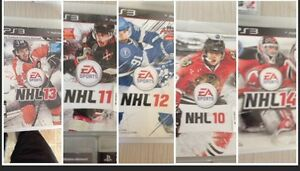 PS3  LNH  NLH NHL