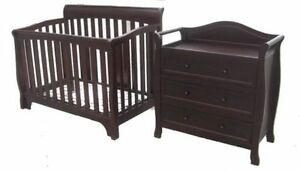 2-Piece Combo! Crib AND Dresser!! For $398.00