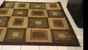 Beautiful carpet for the living room or the dining room