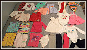 Girls Clothing 12 to 18mths