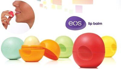 - EOS Evolution of Smooth Lip Balm 100% Natural Choose Your Flavor