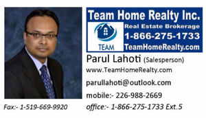 REAL ESTATE AGENT Wanted!