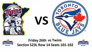 Toronto Blue Jays Tickets for Friday FanFestival for Aug. 28