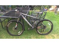 Carrera Banshee X Men's Mountain Bike