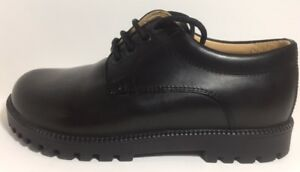 Birkenstock (Harrison) Black Leather Lace Ups (37) 6.5