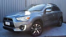 2014 Mitsubishi ASX XB MY15 LS 2WD Grey 6 Speed Constant Variable Wagon Invermay Launceston Area Preview