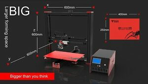 Tevo Black Widow imprimante 3D printer