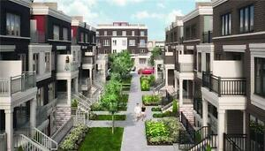 3 Bdr, 3 Bth Condo Townhouse at Lakeshore Blvd and Brown'S Line