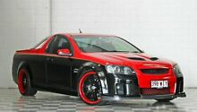 2009 Holden Ute VE SV6 Red 6 Speed Manual Utility Burleigh Heads Gold Coast South Preview