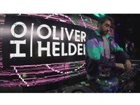 Oliver Heldens tickets x2