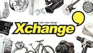 Chez Xchange Zone nous achetons de l'électronique !!