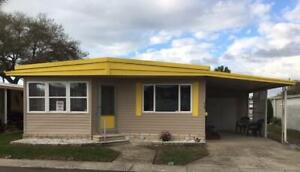 No Snow Here! Manufactured Home for Sale in Sunny Largo FL