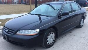 2001 Honda Accord Auto,1 Owner,Very Clean,All Pwr,Safety & Etest