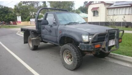 Toyota Hilux Redcliffe Redcliffe Area Preview