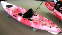 New-Winner Ambush 1 SOT Fishing Kayak w/Paddle
