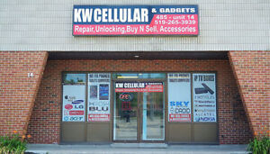 KW Cellular , Smart phones, Buy / Sell ,Repair service availble