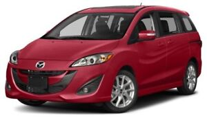 2017 Mazda Mazda5 GT GT, Leather, Sunroof