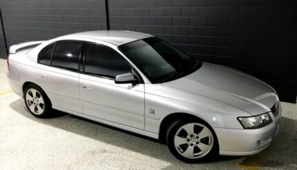 2004 Holden Commodore VZ Lumina Silver 4 Speed Automatic Sedan Mermaid Beach Gold Coast City Preview