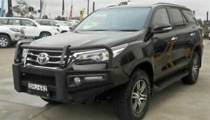 2016 Toyota Fortuner GUN156R GXL Bronze 6 Speed Automatic Wagon Singleton Heights Singleton Area Preview