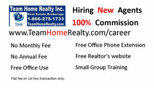 Join the Best Real Estate Team!